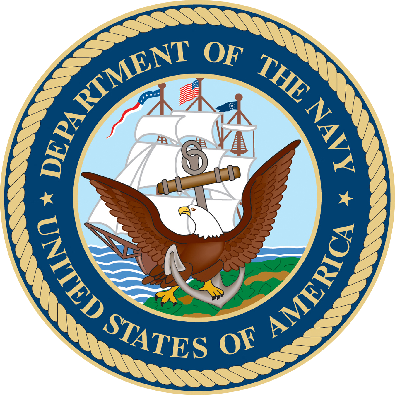 United States of America Department of the Navy