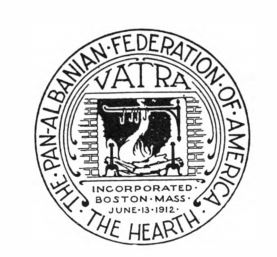 JOINT STATEMENT THE PAN ALBANIAN FEDERATION OF AMERICA VATRA-DIASPORA FOR A FREE ALBANIA AND  CIVIL RESISTANCE