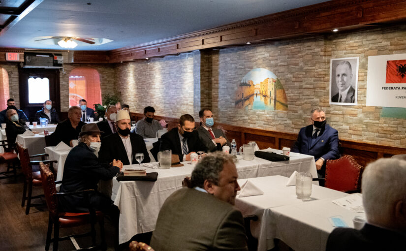 FOTO KUVENDI VATRA 31 TETOR 2020 – BRONX, NEW YORK
