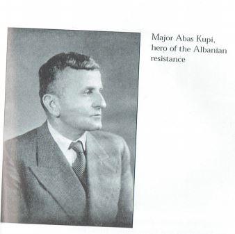 ABAZ KUPI ZGJEDHJA E NATYRSHME E POLITIKES BRITANIKE NE SHQIPERI 1939-1944