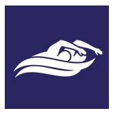 New York Triathlon Event Swim Icon