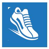 New York Triathlon Event Run Icon