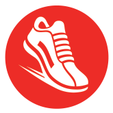 New York Triathlon Event Run Icon