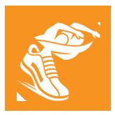 New York Triathlon Event Run / Swim Icon