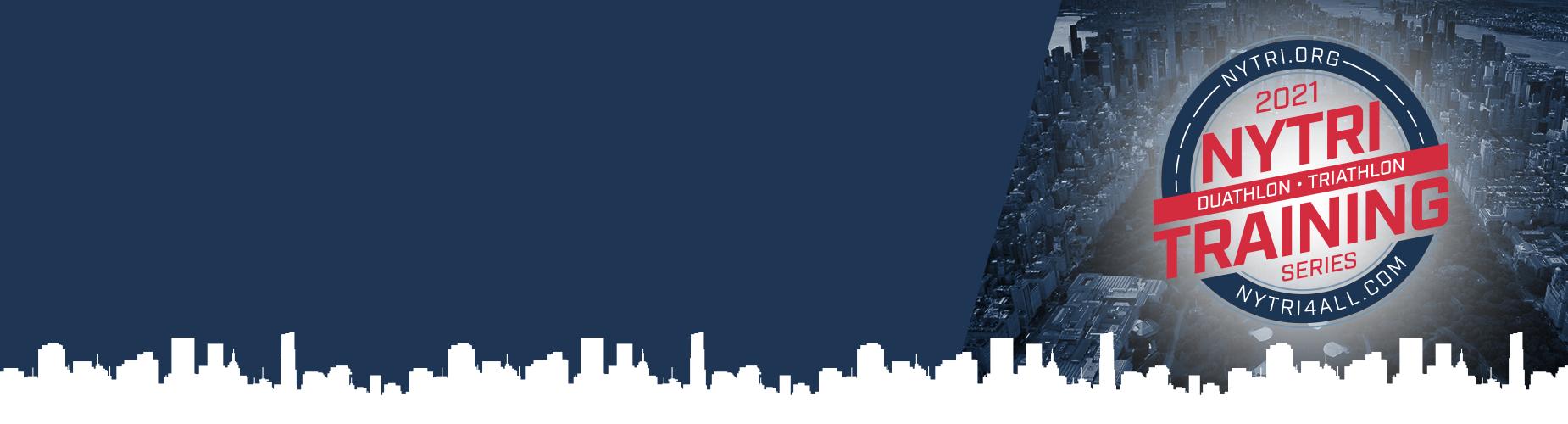 NYTriathlon - duathlon triathlon logo 2021 nitri training - nytri4all