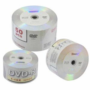 Media (CD, DVD)