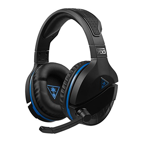 Turtle Beach Stealth 700 Premium Wireless Surround Sound Gaming Headset For Ps4 And Ps4 Pro