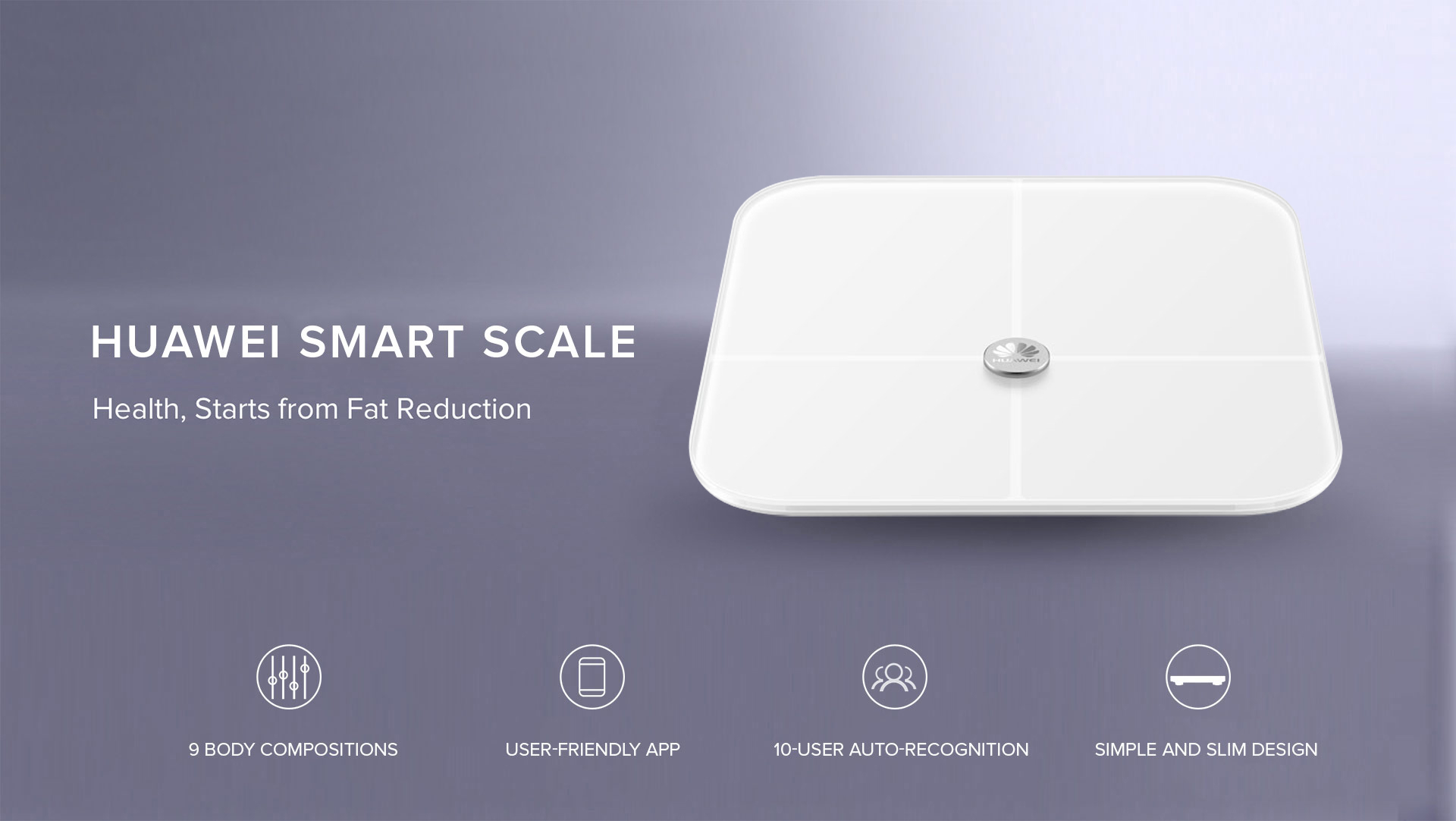 Huawei Body Fat Scale BT -