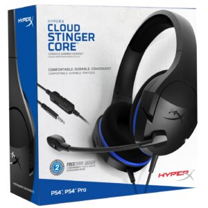 hyperx cloud stinger core box
