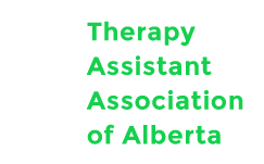 Therapy Assistant Association of Alberta Logo