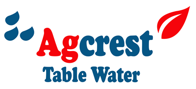 agcrest water logo home