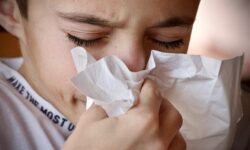 Sick - Cold - seasonal allergies - hay fever
