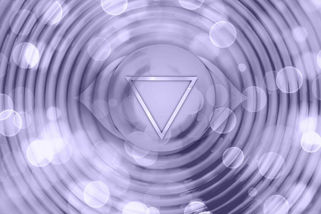 sixth Chakra Colors - Subtle Energy - Health