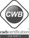 accord metal cwb certification