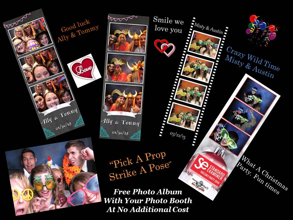 Create your own fun and exciting photstrip design