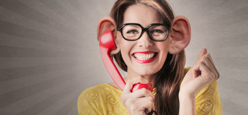 Why Salespeople with Happy Ears = Weak Sales