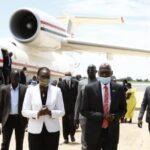 وفد المفاوضات فى جوبا لمواصلة التفاوض حول الترتيبات الأمنية مع حركات الكفاح المسلح