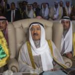 رئيس وأعضاء مجلس السيادة الانتقالي يحتسبون أمير الكويت