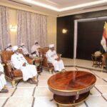 البرهان يؤكد حرص وإهتمام الدولة بتنفيذ إتفاق جوبا لسلام السودان