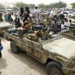 إعلان الحظر الشامل في غرب دارفور إثر هجمات مسلحة أوقعت قتلى ومصابين