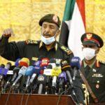 """البرهان :"""" السودان لا يريد حربا مع الجارة أثيوبيا"""""""