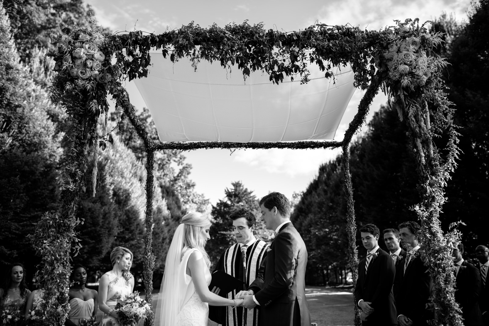 Elegant english Garden Wedding in Ligonier, Pennsylvania country club