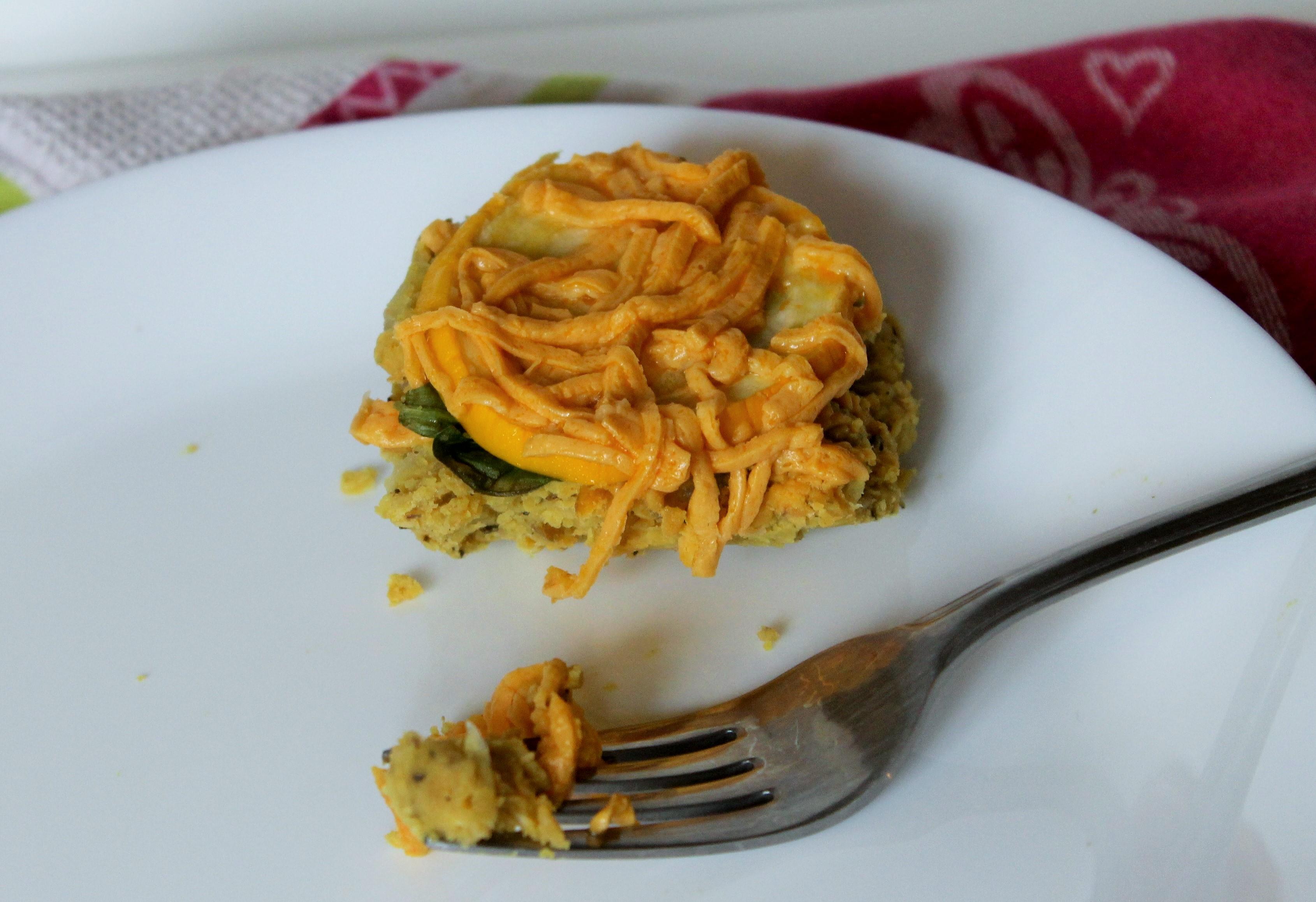 Veggie Lentil Casserole