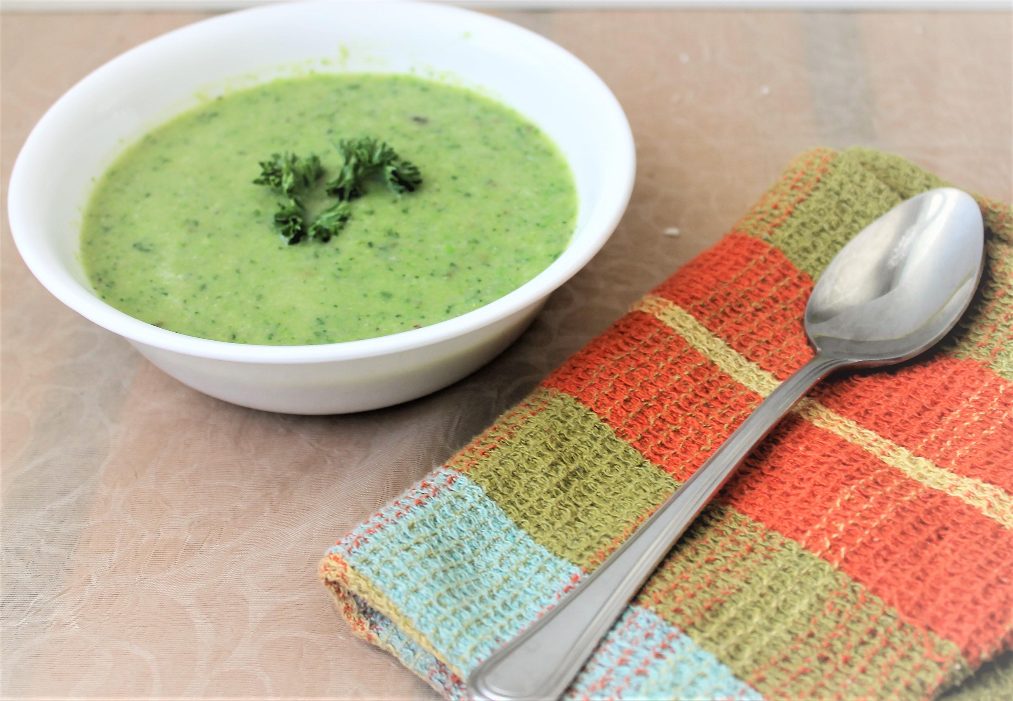 Green Detox Soup