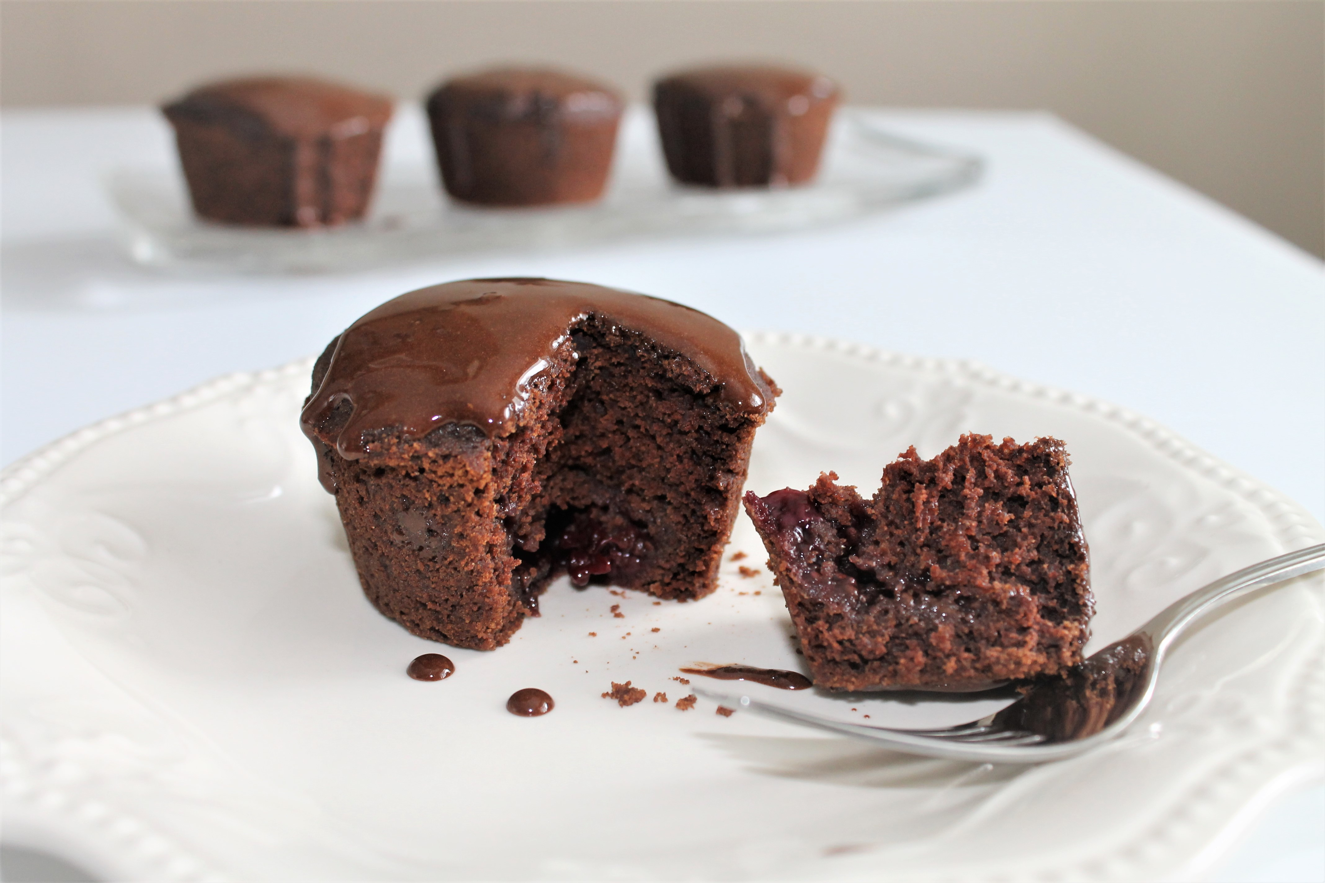 Chocolate Cupcakes that can't be Beet!
