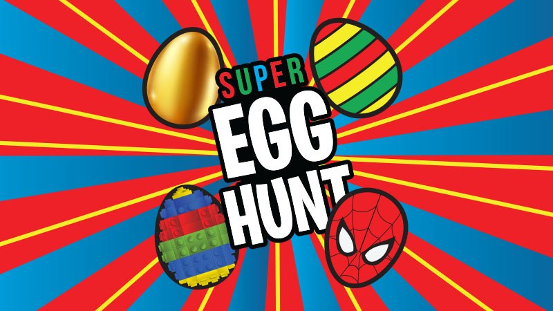 Costa Mesa Easter Egg hunt