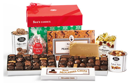 Kicking Off the Holidays with See's Candies