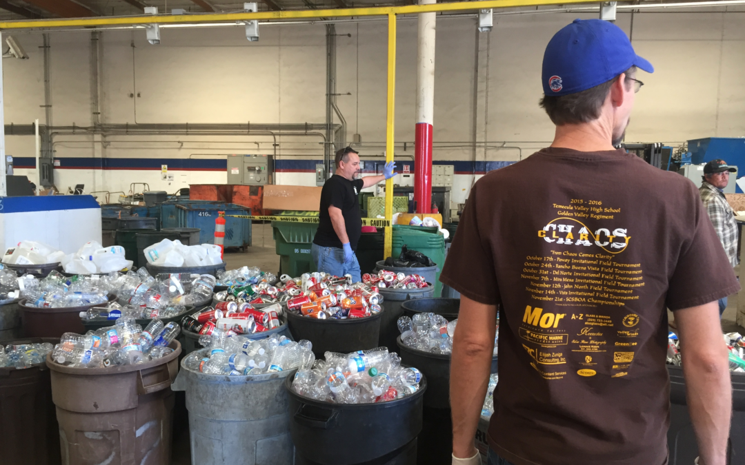Recycling Day – April 14, 2018