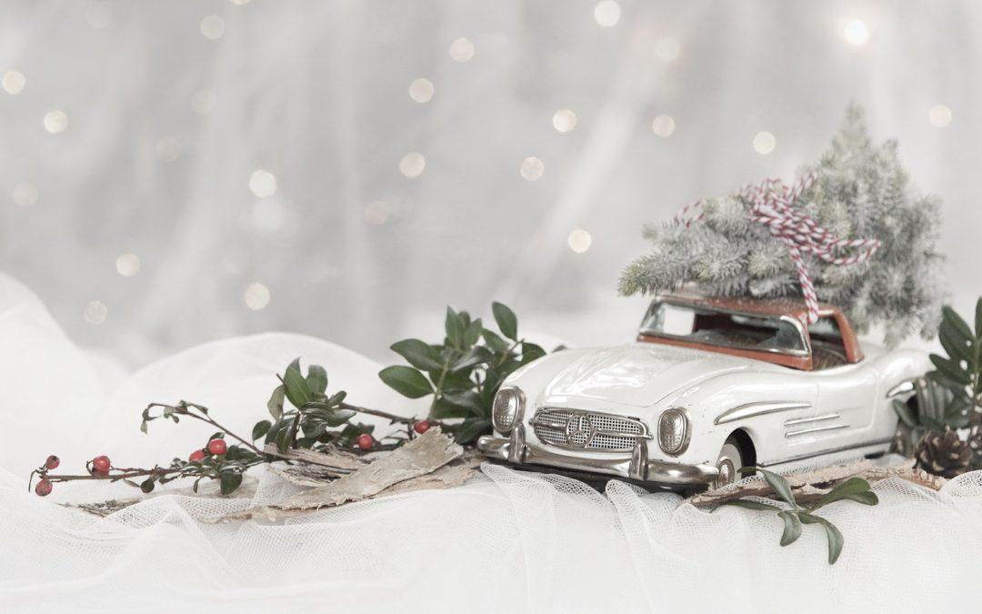 Christmas Tree Fundraiser