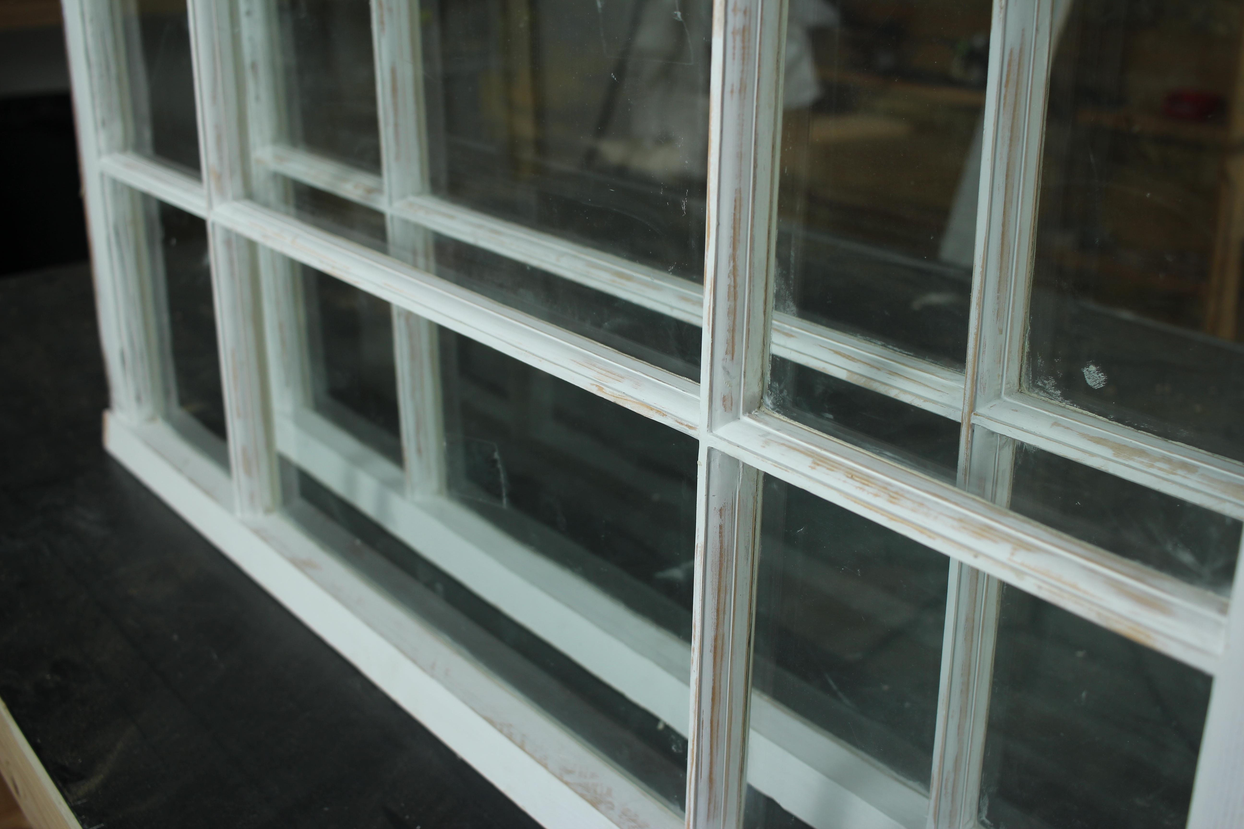 window glazing wood window profile