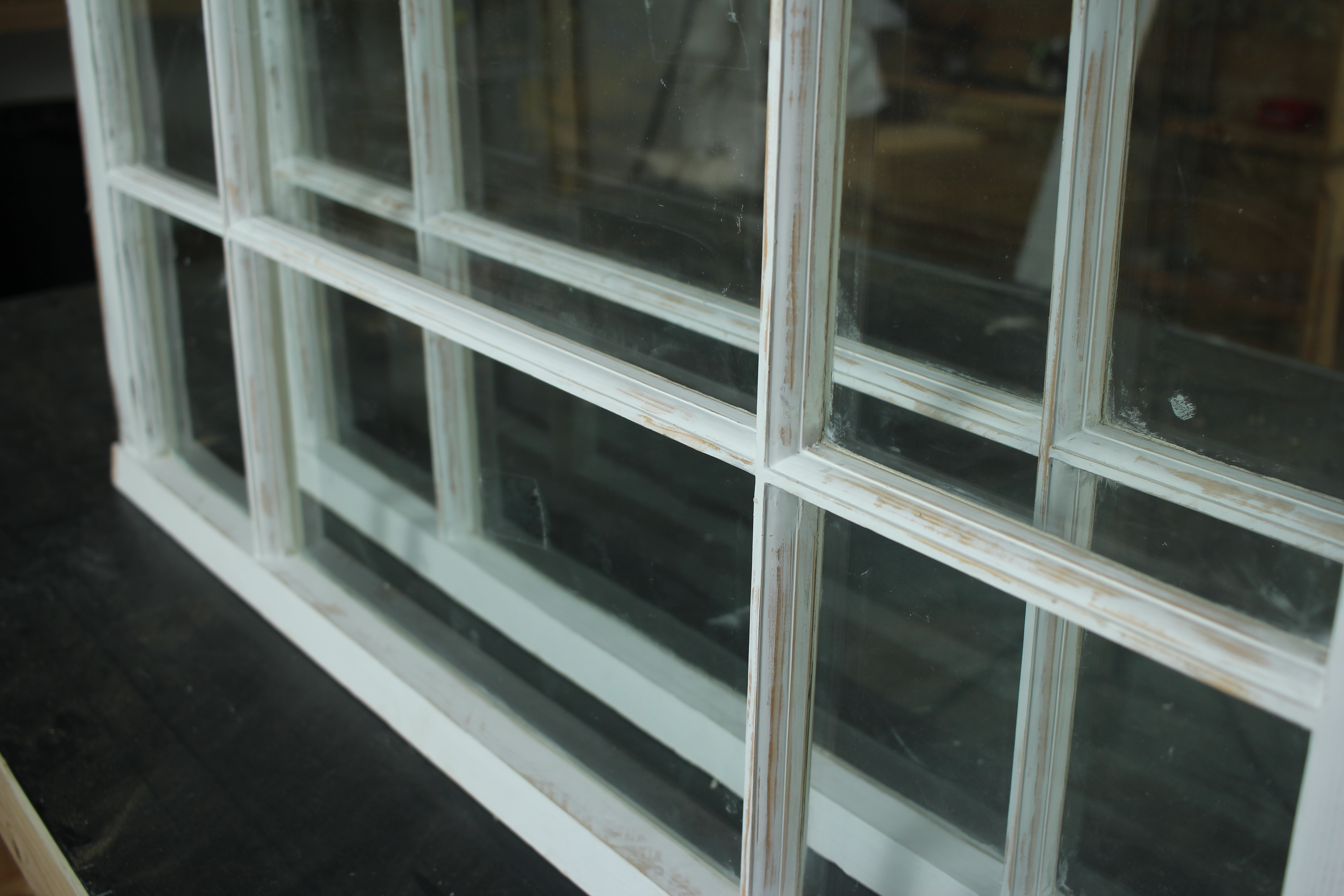 window glazing wood window profile