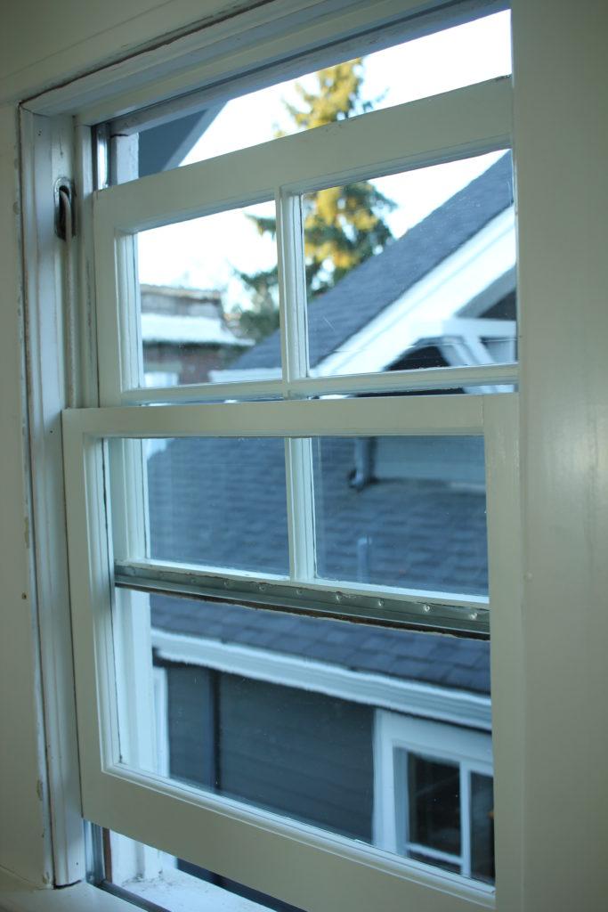 wood window restore