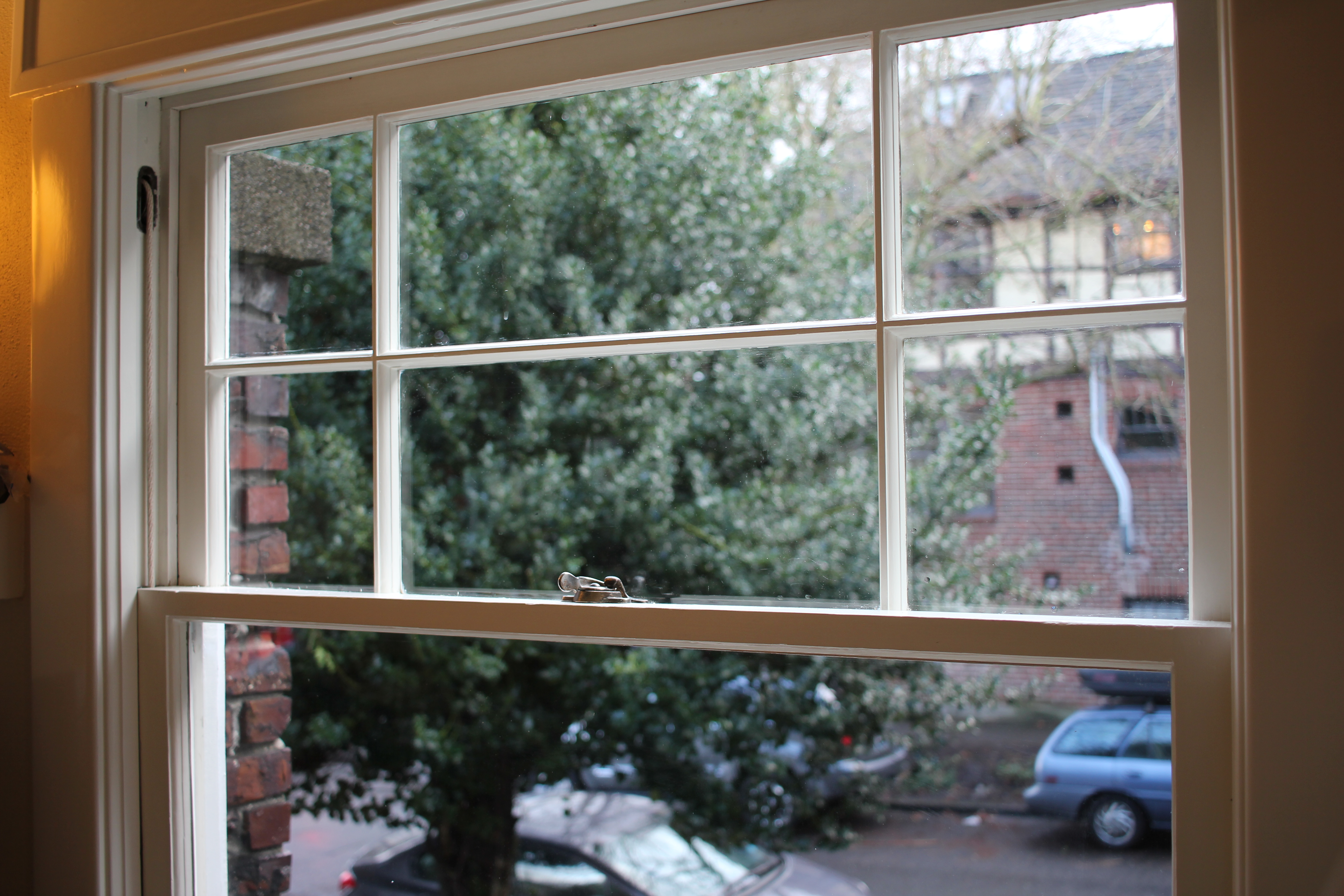 wood window restoration