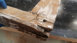 broken window mortise joint
