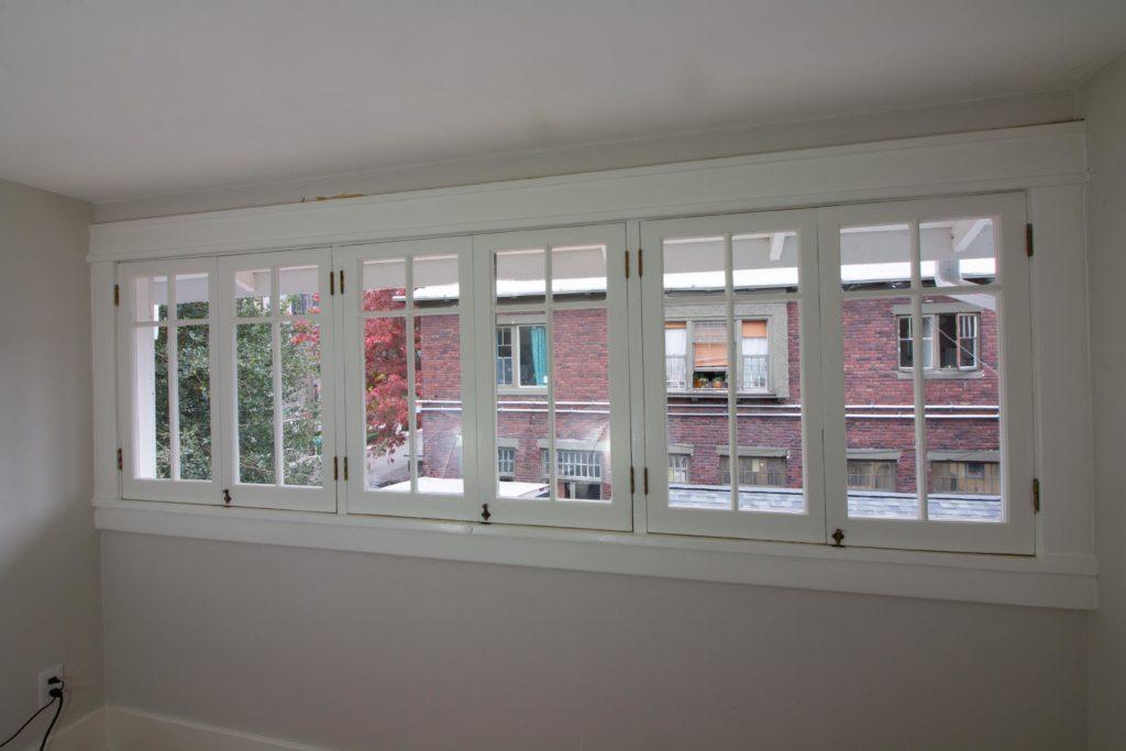 custom casement windows that swing in