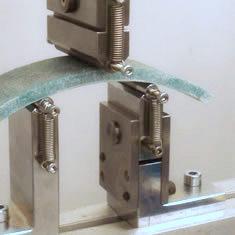 flexural modulus testing EN 13566-4 Annex C