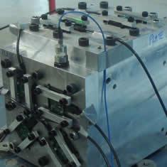 mechanical shock testing lab
