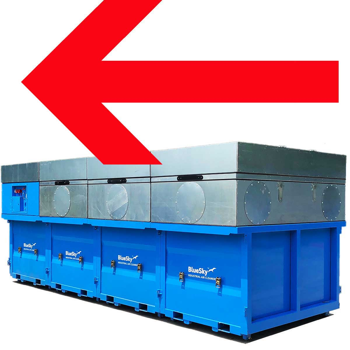 industrial dust collection system
