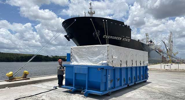 mobile-dust-collector-rental-for-shipyard
