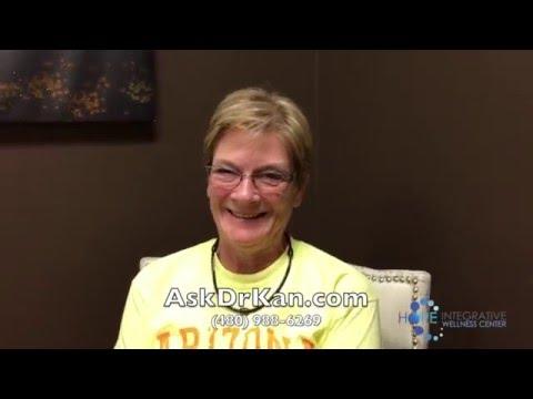 Chronic pain testimonial