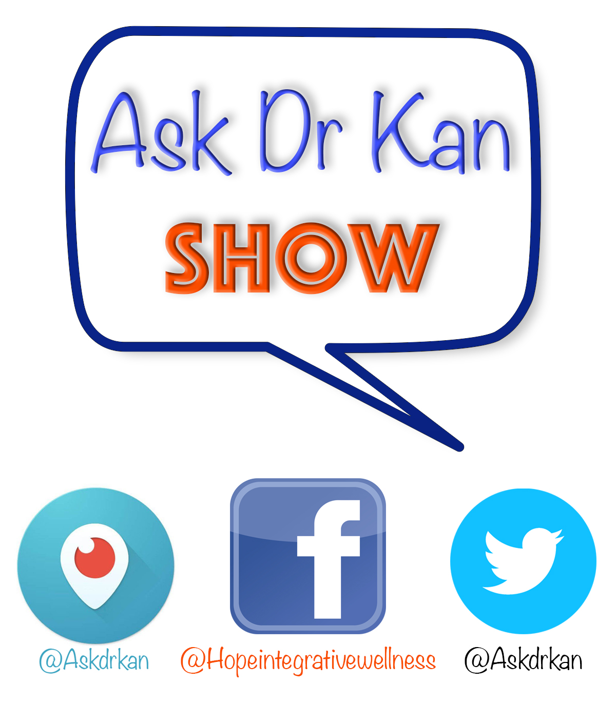 Ask Dr Kan Show