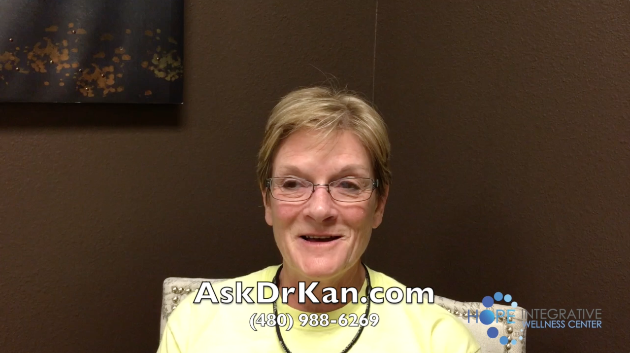 Cindy – Chronic Pain Video Testimonial