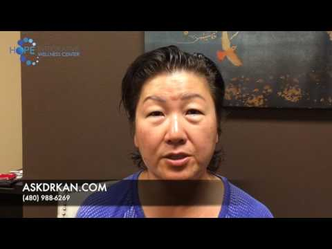 Patient with chronic pain and fatigue gets life back with NeuroMetabolic Integration program