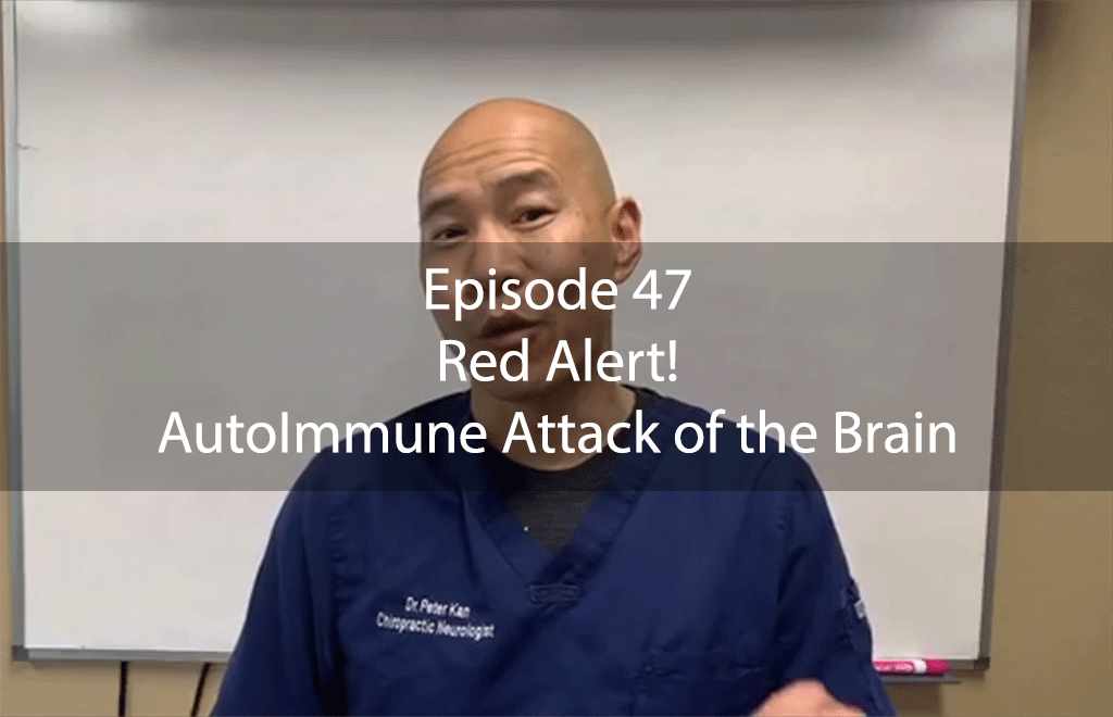AskDrKan Show – Episode 47: Red Alert! AutoImmune Attack of the Brain