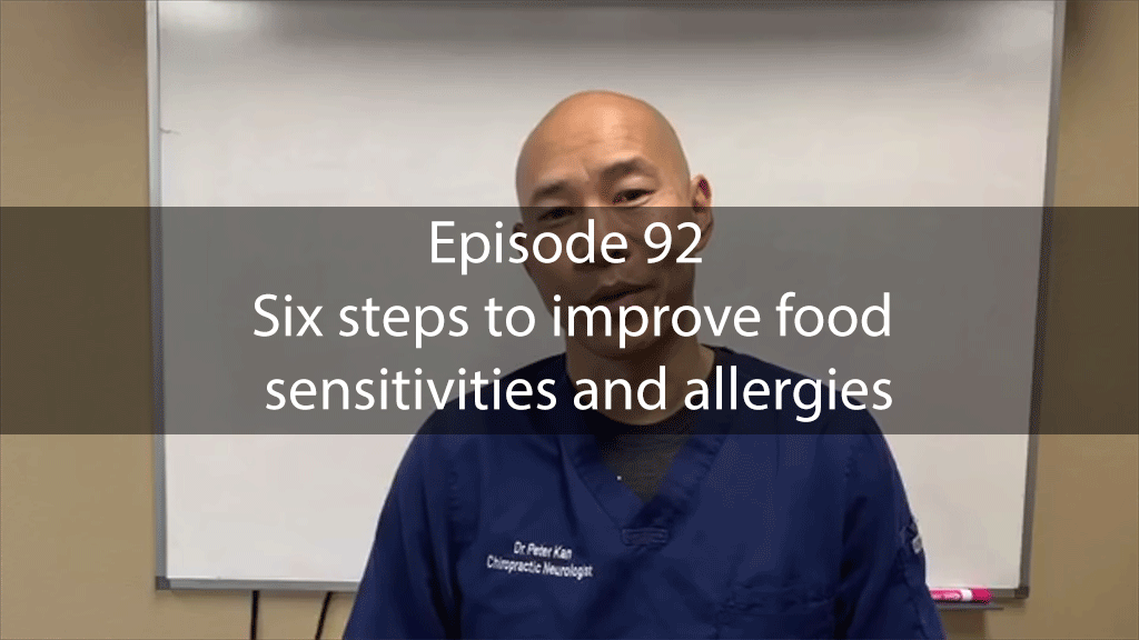 AskDrKan Show – Episode 92: Six steps to improve food sensitivities and allergies