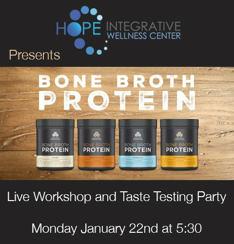 Your Invited to the Bone Broth Open House!